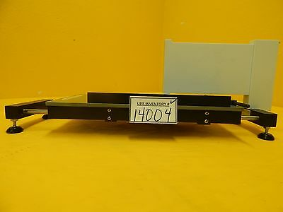 Mactronix STN-600 Manual Slide 150mm Wafer Cassette Transfer Tool Used Working