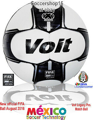 Voit match ball Legacy Professional Liga bancomer MX (size 5 ) FIFA Licensed