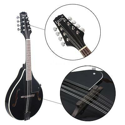 Mandolin Basswood Body Rosewood Fingerboard Steel String A-style Z2H8