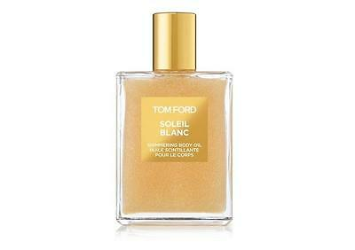 Boxed-Tom Ford Soleil Blanc Shimmering Body Oil - 3.4 Oz