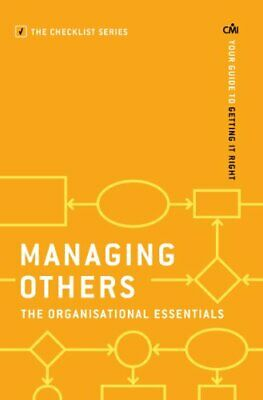 Managing Others: The Organisational Essentials: Your ... by Institute, Books Cha