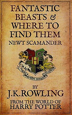 Fantastic Beasts and Where to Find Them Paperback – 2009 by J.K. Rowling