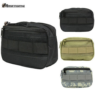 Molle Military Casual Pocket Hunting Pack Tactical Accessory Pouch Waist Bag