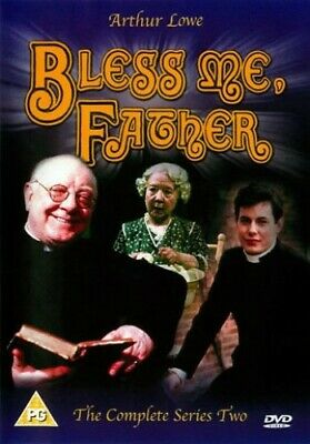 Bless Me Father (Series 2) - DVD  RGVG The Cheap Fast Free Post