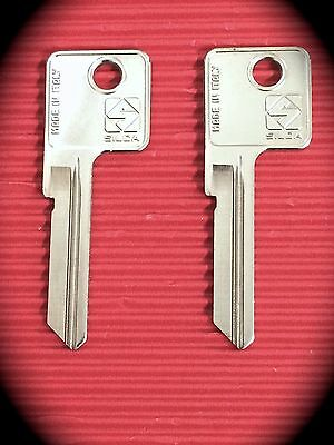 ASEC2 Key Blank Silca to Suit Asec Security Box of 50 Key Blanks