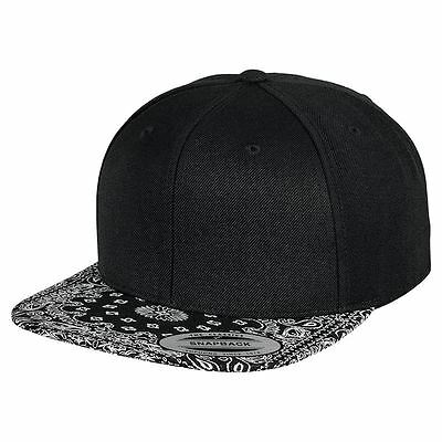 11d99e923a9 FLEXFIT BY YUPOONG-HEADWEAR   Baseball Caps-Fashion print snapback ...