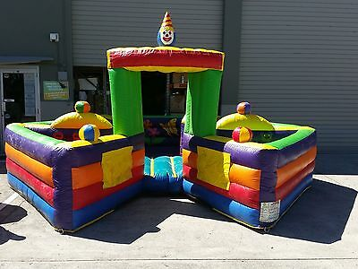 MASSIVE JUMPING CASTLE SALE 5mx4.5m Toddler Zone Activity **Commercial** USED
