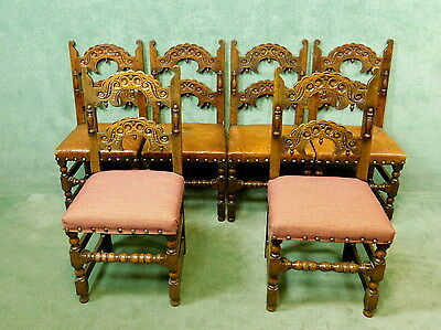 Six Oak Yorkshire  - Derbyshire Chairs