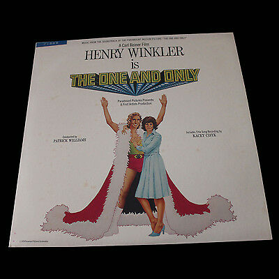 33T - The one and the Only The original soundtrack Henry Winkler