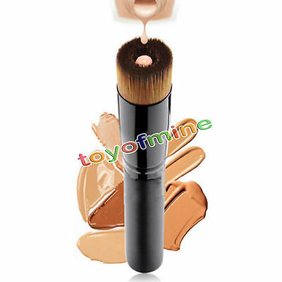 Pro Cosmetic Soft Contour Face Powder Foundation Blush Liquid Brush Makeup Tool