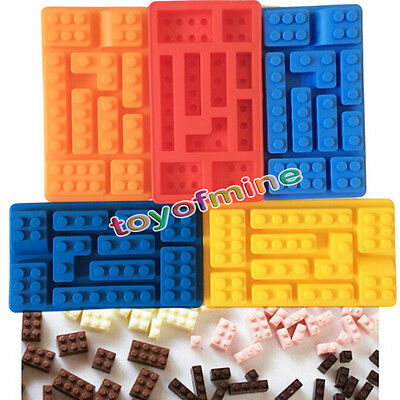 3D Silicone Mold Fondant Cake Chocolate Decorating Baking Tools Mould Soap Mold