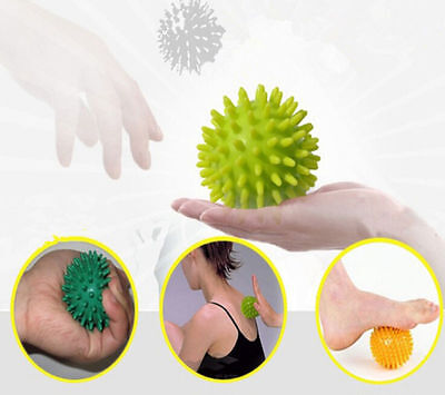 Massage Balls Solid  Pelvis Soothing Pvc Massage Ball Training Hedgehog Ball