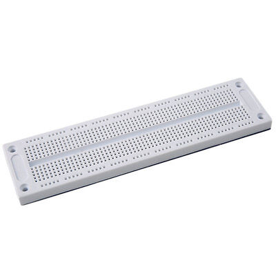 700 Tie Point Solderless PCB Breadboard SYB-120 Self-adhesive Board New DQ