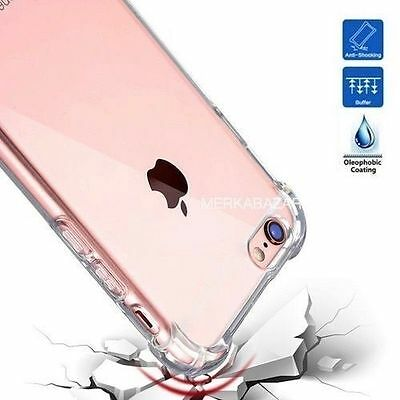 FUNDA ANTIGOLPES SEMI RIGIDA DE SILICONA iPHONE 6 / 6S / 7 / 8 / SE 2020 / PLUS