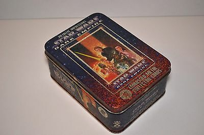 Star Wars DARK EMPIRE embossed metal trading cards box set (1996) Dark Horse EU