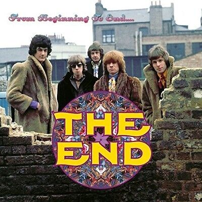 The End - From Beginning to End [New CD] Boxed Set, UK - Import