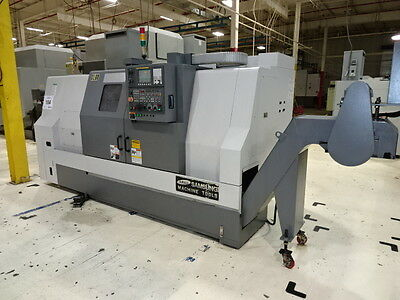2008 Samsung Model SL30A/1000 CNC Turning Center