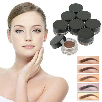 Pomade Brow Waterproof Eyebrow Liner Eyes Cosmetic Lasting Eyebrow Gel Hot GAD
