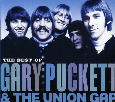 Gary Puckett, Gary P - Best of Gary Puckett & Union Gap [New CD]