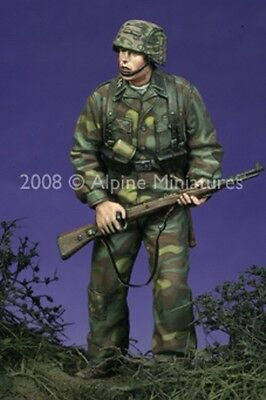 ALPINE MINIATURE LAH GRENADIER IN THE ARDENNES WWII  Scala 1:35 Cod.AP35097
