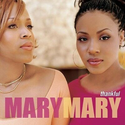 Mary Mary - Thankful [New CD]