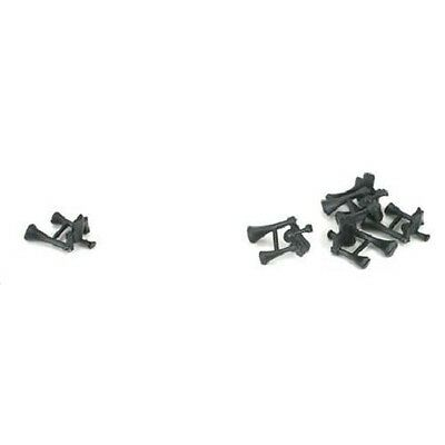 HO Model Train Parts Replacement Locomotive Horns (6) - Athearn #40001