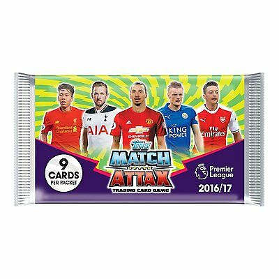 Match Attax 2016/2017 16/17 Choose your football base card Manchester United