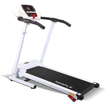 NEW NORFLEX Electric Treadmill Exercise Equipment Machine Motor Fitness Gym