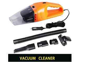 Portable Car Vacuum Cleaner Wet And Dry Dual Use Power 120W 12V 5 Super Absorb