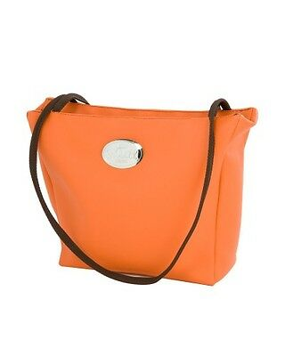 Sholley Handbag & Free Clip to attach to your Sholley Trolley Deluxe - Orange