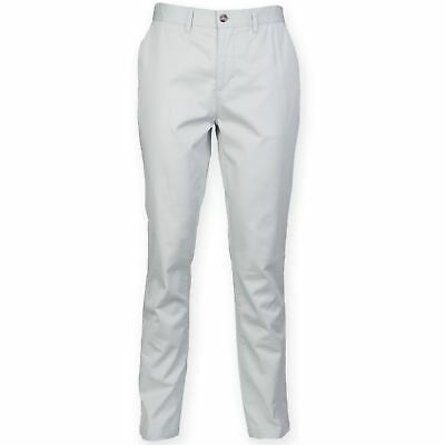 Front Row-Mens Casual Wear-Stretch chinos tagless--