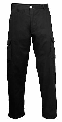 RTY-Mens-Cotton cargo trousers