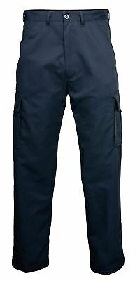RTY-Mens-Polycotton cargo trousers
