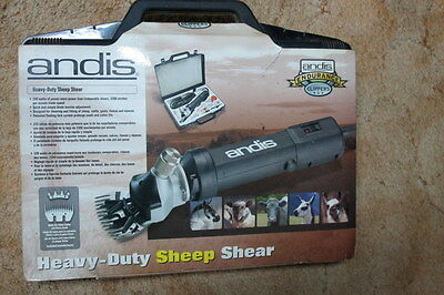 Sheep Shear/Clippers in Very Good Condition ~~ Andis Endurance