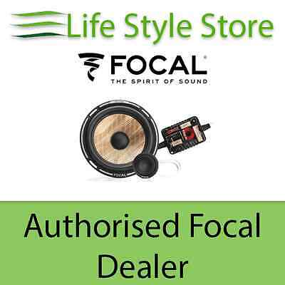 Focal PS165F FLAX CONE / 6''1/2 / 2-WAY COMPONENT KIT