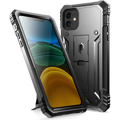 For Apple iPhone 7 Plus / 7 / 6 / 6S Poetic Revolution [Rugged] Shockproof Case
