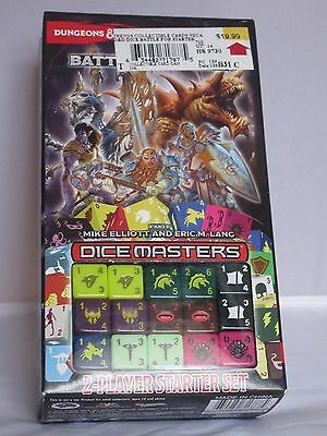 Dungeons & Dragons Dicemasters 2-Player Starter Set Brand New in Box!