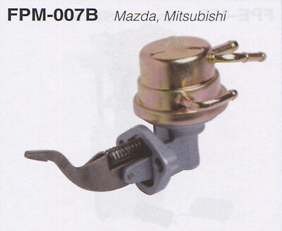 Mitsubishi Triton  MF:MG:MH:MJ 7/88-10/96 Mechanical Fuel Pump (FPM007B-16)