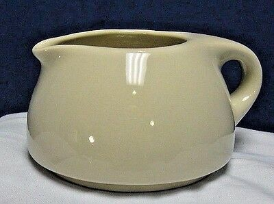 Russel Wright Oneida Stacking Creamer Ivory Color Stoneware Deco  (11)