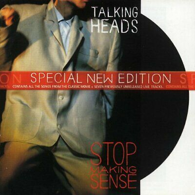 Stop Making Sense: Special New Edition -  CD IIVG The Cheap Fast Free Post The