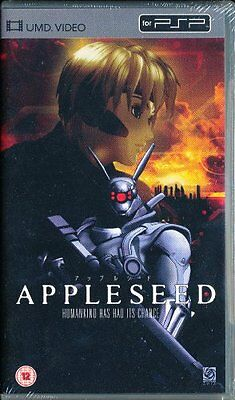 Appleseed [UMD Mini for PSP] - DVD  2YVG The Cheap Fast Free Post