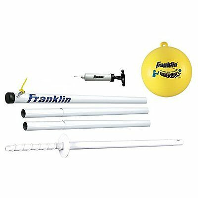 Franklin Sports Recreational Tetherball Set Easy To Assemble New