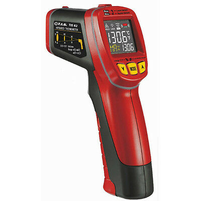 TIS 82 non contact infrared & K-type thermometer