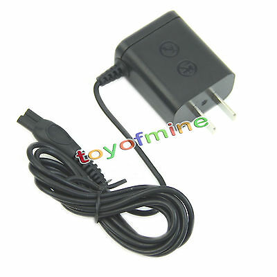 15V US Plug Charger Power Adapter Lead Cord For PHILIPS Shaver (FITS MOST TYPES)