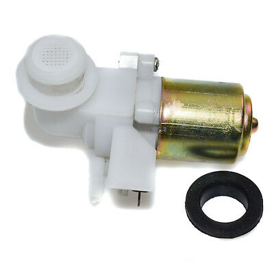 NEW Front Windshield Windscreen Washer Pump Fit For FIAT SEICENTO PEUGEOT 643467