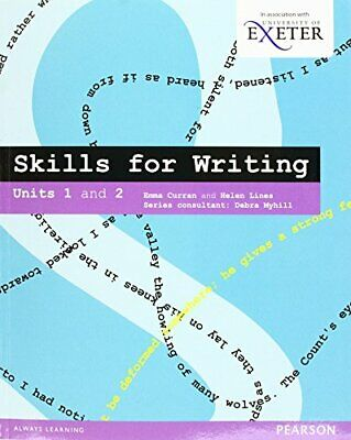 Skills for Writing Student Book Units 1-2 by Grant, Mr David Book The Cheap Fast