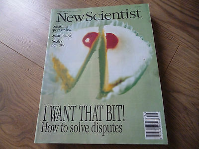 NEW SCIENTIST MAGAZINE*No. 1982 JUNE 17 1995 *ENGLISH*WEEKLY*SCIENCE*