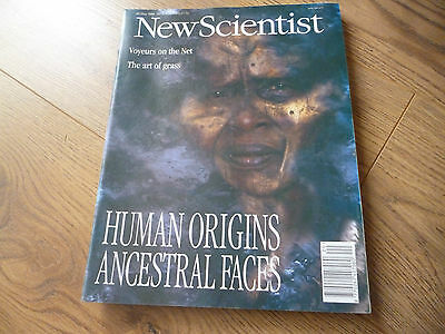 NEW SCIENTIST MAGAZINE*No. 1978 MAY 20 1995 *ENGLISH*WEEKLY*SCIENCE*