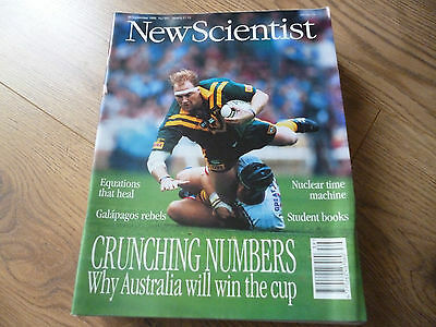 NEW SCIENTIST MAGAZINE*No. 1997 SEPTEMBER 30 1995 *ENGLISH*WEEKLY*SCIENCE*