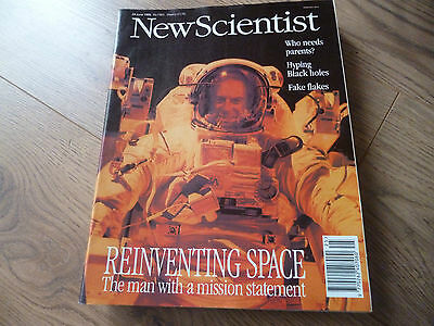 NEW SCIENTIST MAGAZINE*No. 1983 JUNE 24 1995 *ENGLISH*WEEKLY*SCIENCE*SPACE